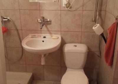 Poustevna - koupelna