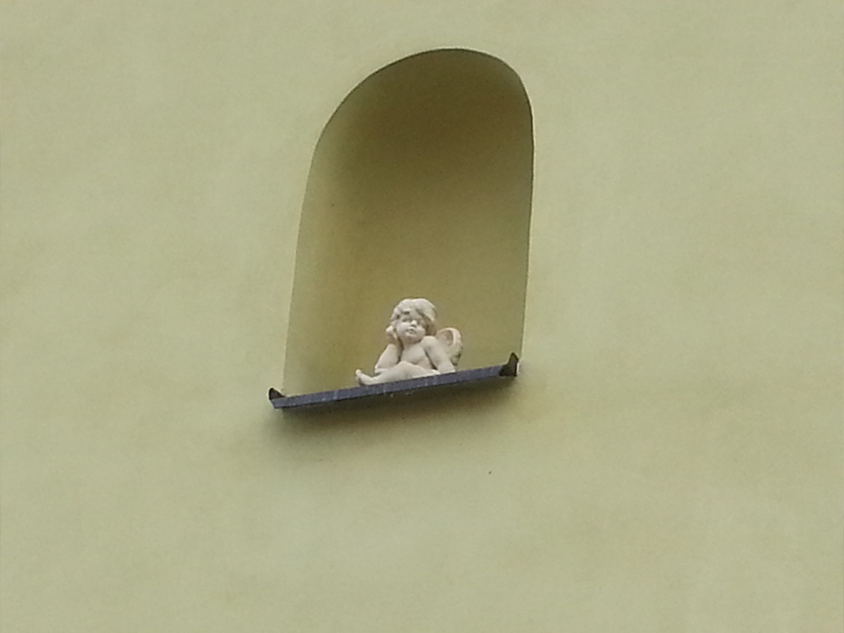 Nika s andělíčkem strážným - Terapie tmou u Štědřicha